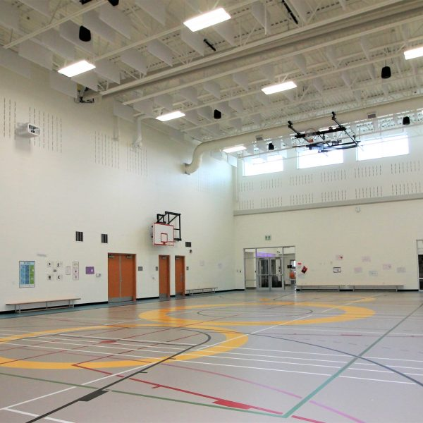 Don Campbell Elementary Gym