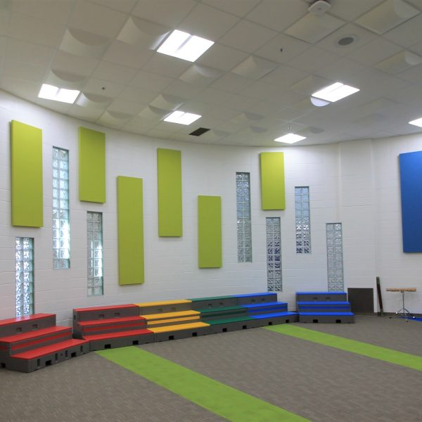 Don Campbell Elementary Music Room