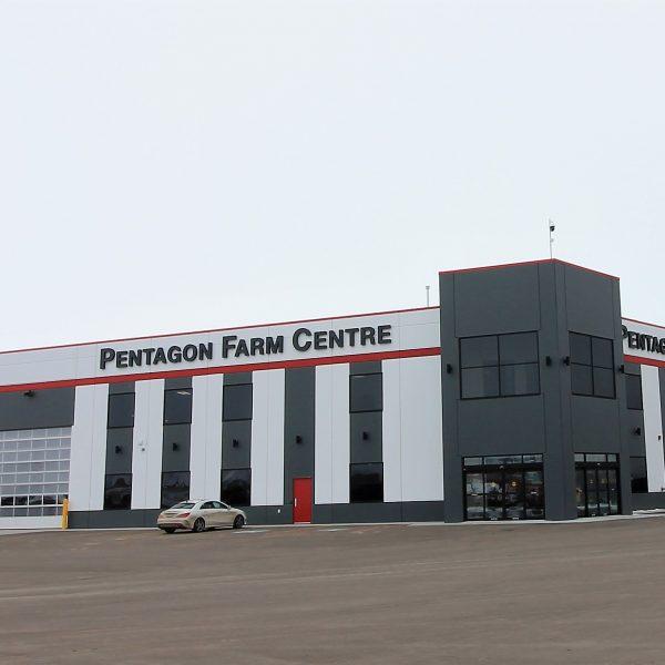 Pentagon Farm Centre