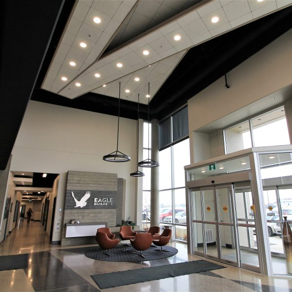 Eagle Builder - Office Foyer