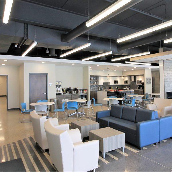 Eagle Builders - Office Social Area